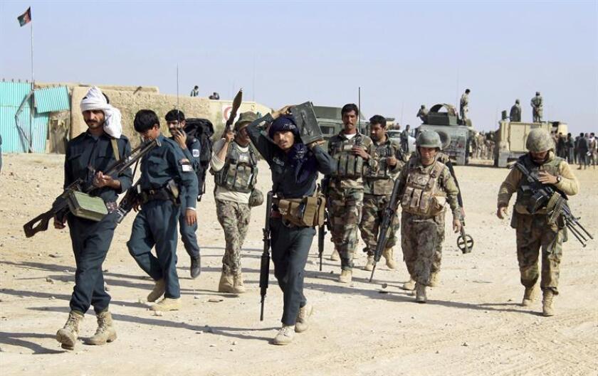 El nominado a comandar la coalición internacional liderada por Washington que combate el yihadismo en Afganistán, el teniente general Austin 'Scott' Miller, respaldó hoy la estrategia de la Casa Blanca en la región, aunque opinó que una retirada precipitada conllevaría nuevas amenazas. EFE/Archivo
