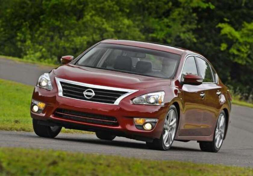 Nissan is cutting the MSRP on some models to help boost market share in the U.S.
