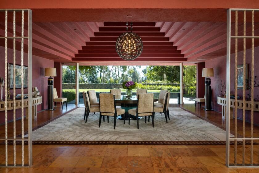 Joel Silvers' Brentwood home
