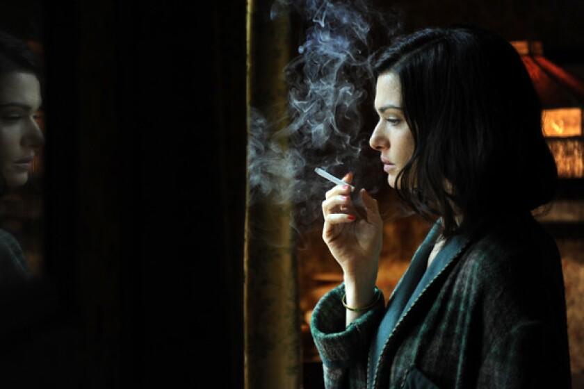 Rachel Weisz in 'The Deep Blue Sea'
