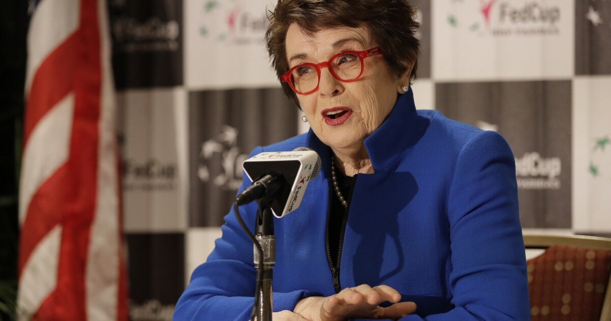 Newsletter: Billie Jean King's Long Beach roots