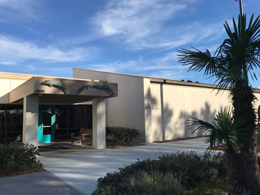 Upgrades are planned for Solana Highlands Elementary School.