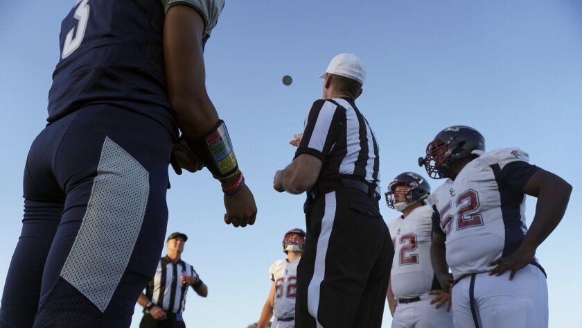 Player safety continues to be a driving force behind the rules in high school football.