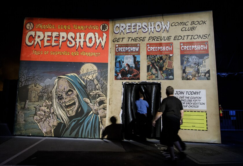 Los Angeles Halloween Events 2020.A Halloween Maze Evolution From Freddie To Us And