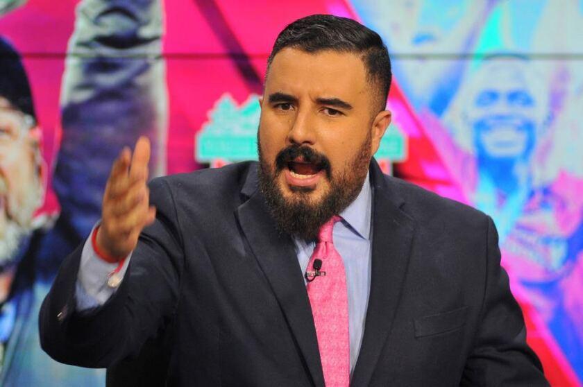 Álvaro Morales habla sobre su renuncia al Cruz Azul, dice que ser su aficionado fue lo por de su vida