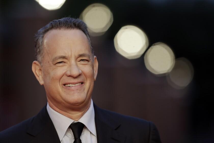 Tom Hanks in Rome