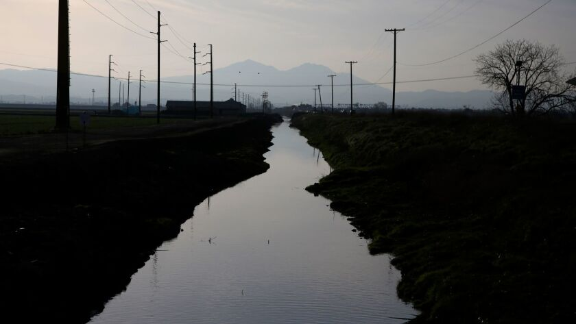 History is repeating itself for Gov  Brown's delta tunnels project