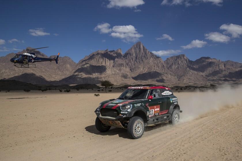 Saudi Dakar Rally