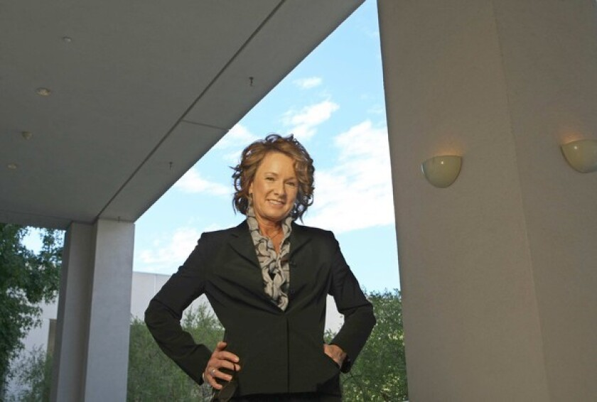 Ann Philbin and the Hammer Museum