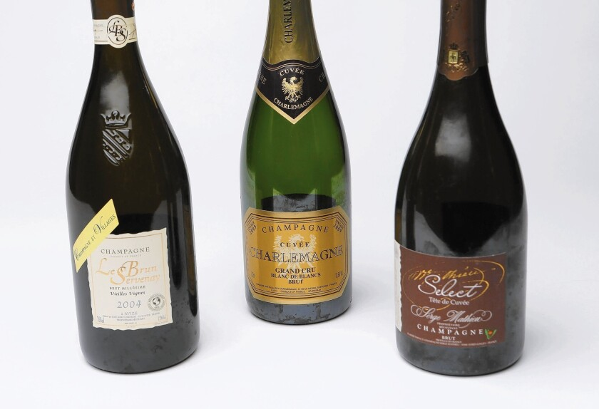 Recommended grower Champagnes