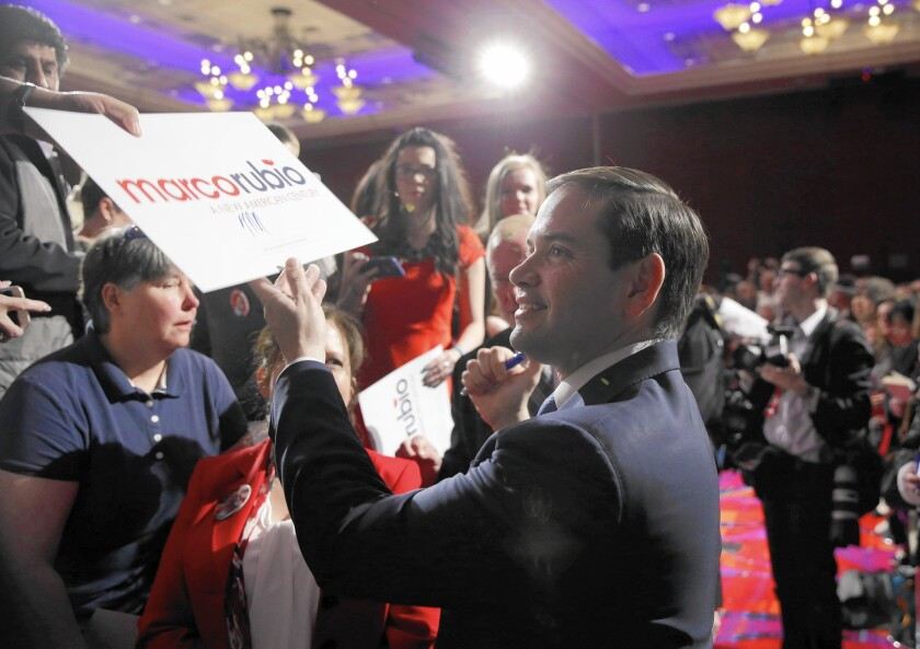 Big questions in Nevada's Republican caucuses