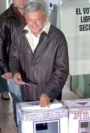 Presidential elections in Mexico