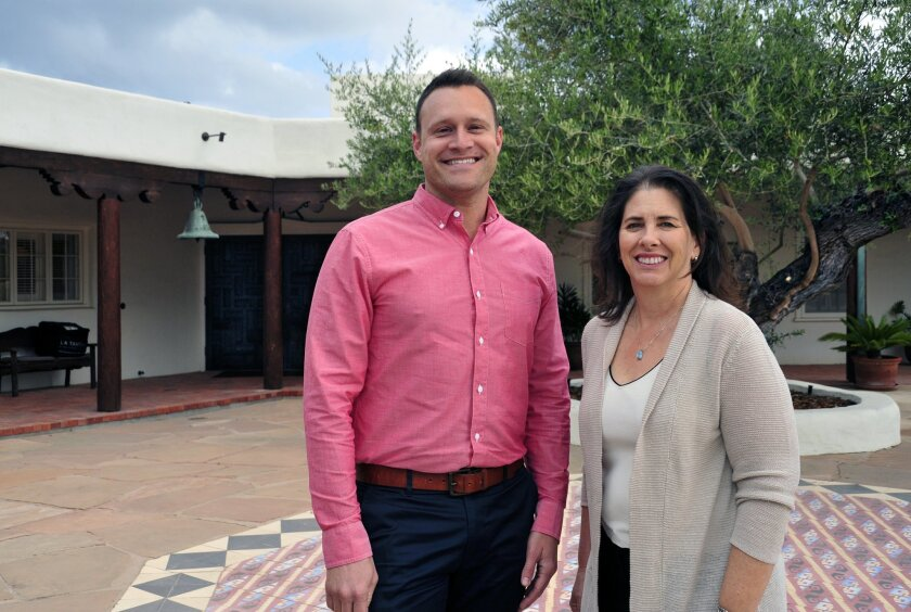 Joseph Reid and Ione Stiegler and of IS Architecture received Save Our Heritage Organisation's Culturally Sensitive Rehabilitation Award for their restoration of the UC San Diego chancellor's house.