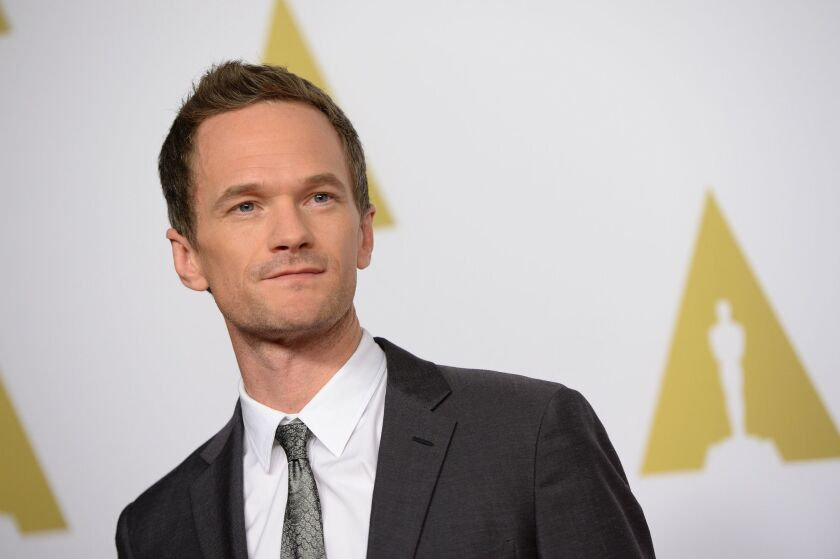 Neil Patrick Harris at the Oscars Nominees' Luncheon in Beverly Hills.