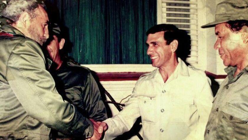 Durante 17 años, el exteniente coronel fue parte del círculo más íntimo de escoltas del recientemente fallecido líder de la revolución cubana.