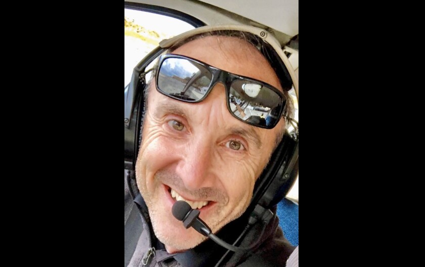 Ara Zobayan, 50, of Huntington Beach piloted the Sikorsky S-76B helicopter that crashed Sunday morning in Calabasas.