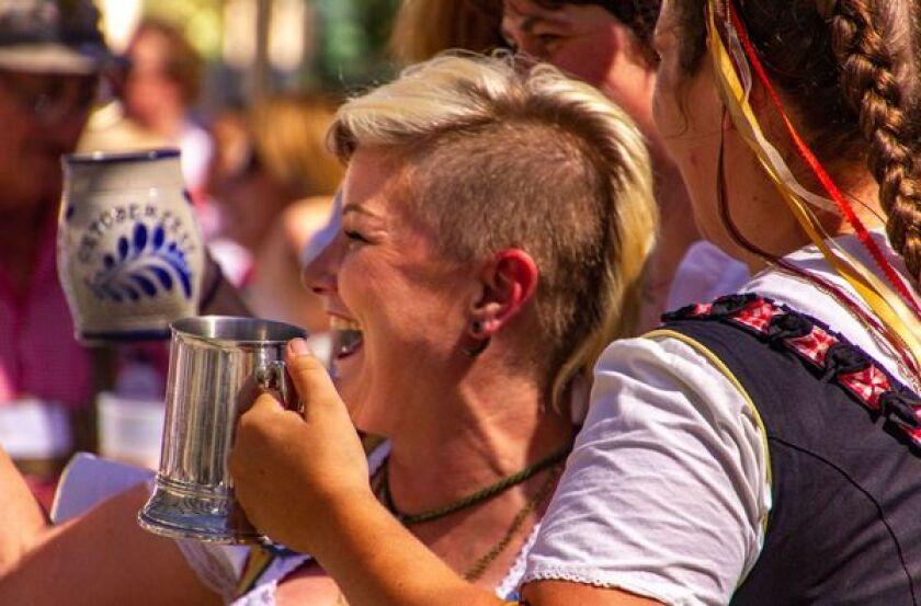 A photo of El Cajon Oktoberfest