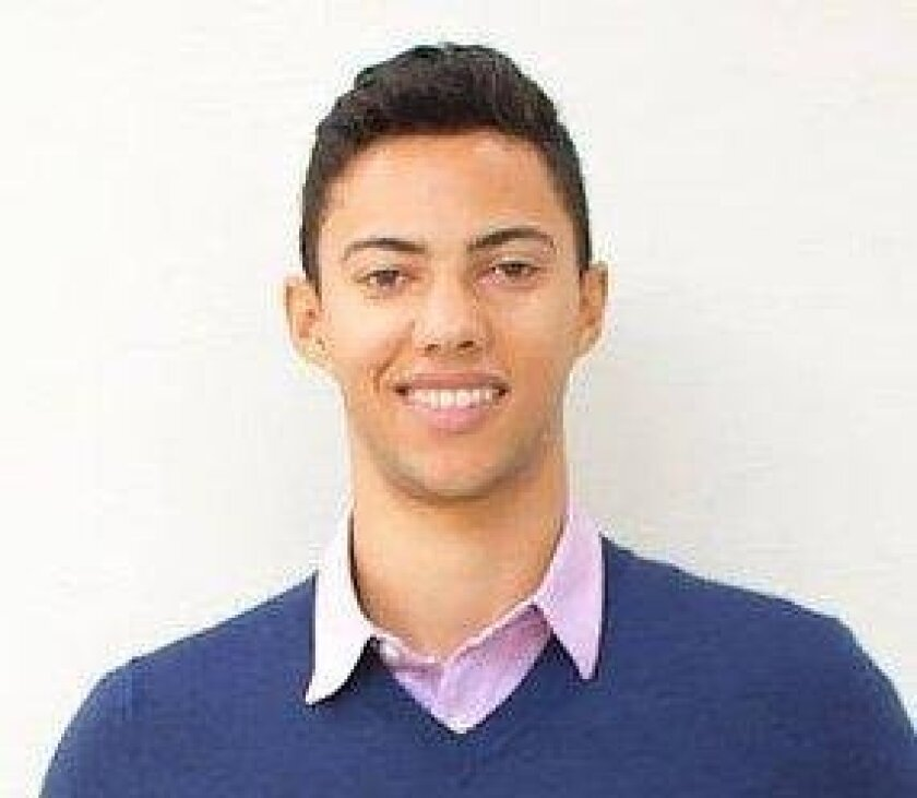 """Nicolas """"Nick"""" Leslie is missing following the Bastille Day terror attack in Nice, France, on Thursday. Leslie, a 20-year old from Del Mar, Calif., is among 85 Berkeley students in Nice for the European Innovation Academy. Courtesy Berkeley.edu"""