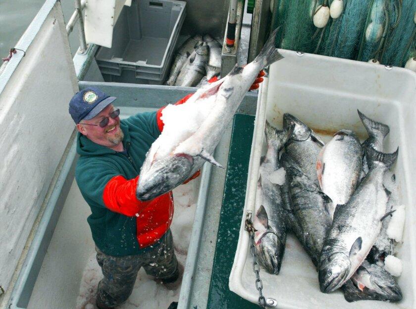 U.S. fish stocks