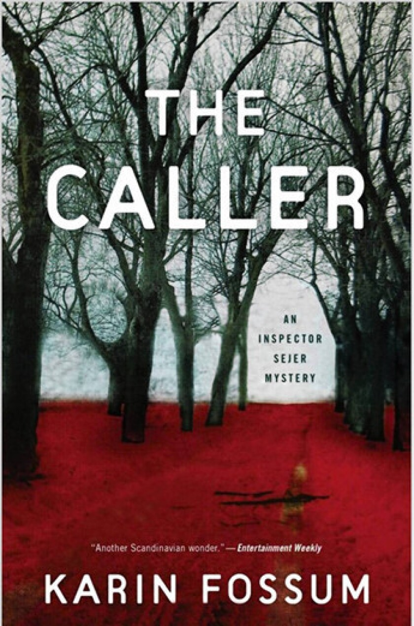 Mystery-thriller book review: 'The Caller'