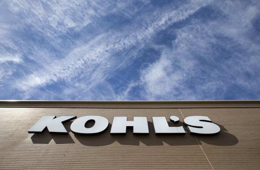 Kohl's and Amazon