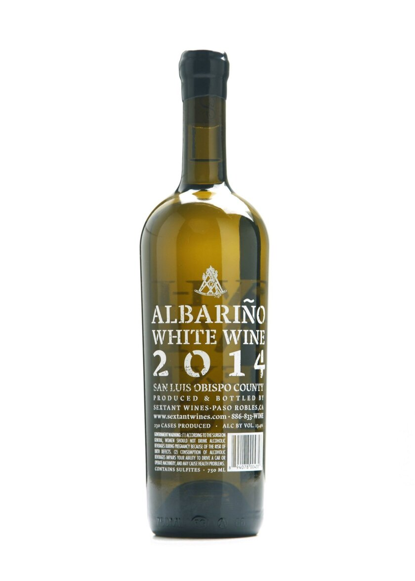 The 2014 Sextant Albariño initially charmed me with its hip bottle but kept me interested with the wine's polished profile.