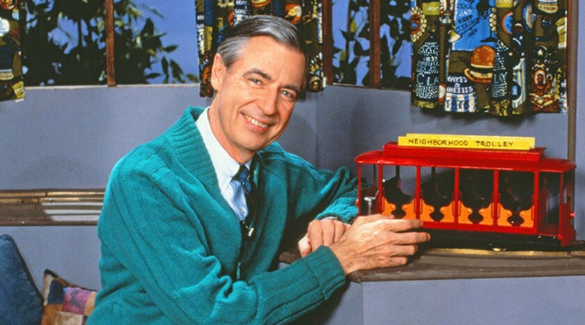 2. Won't You Be My Neighbor?