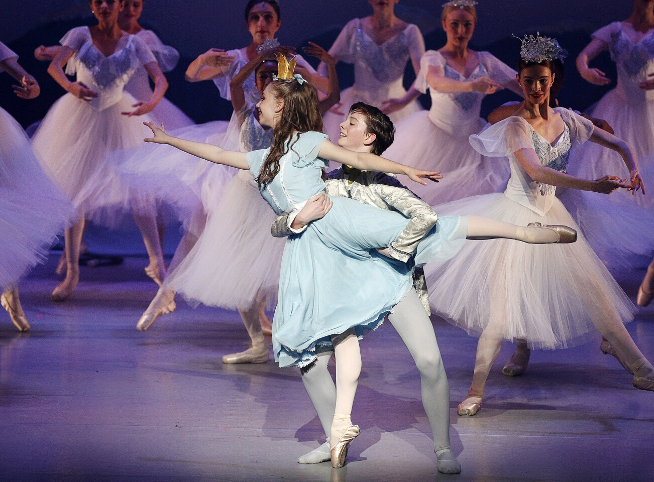Photo Gallery: Opening night for The Nutcracker at the Alex Theatre in Glendale