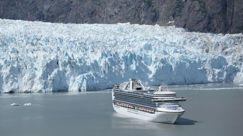 Princess Cruises 50th Year of Alaska Cruises