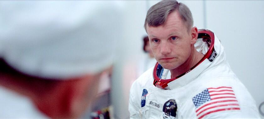 A scene from 'Apollo 11 & # 39;