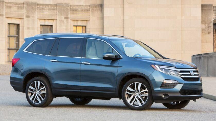 Family-Friendly, High-Tech 2018 Honda Pilot Goes On-Sale