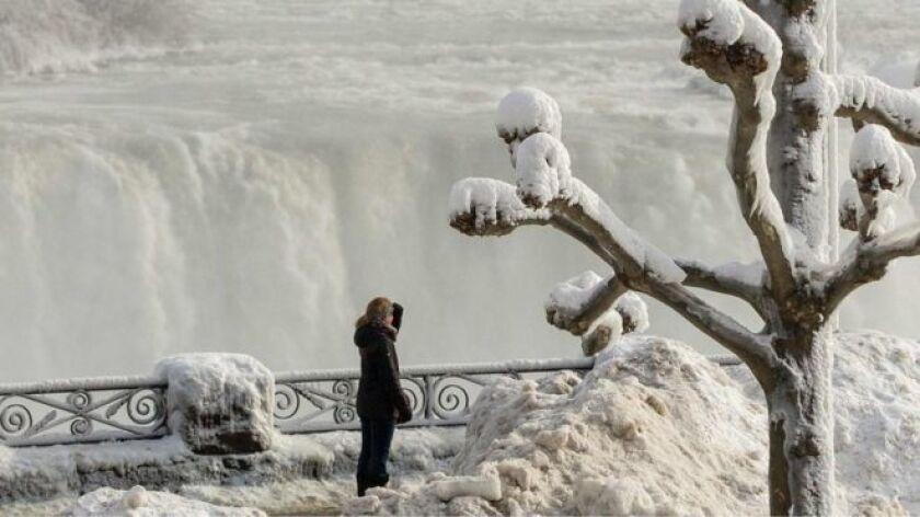 Se estima que la ola de frío se prolongará hasta el fin de semana.