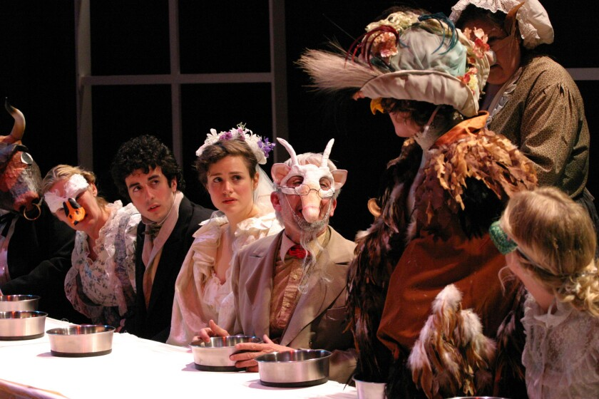 """""""White Marriage"""" at the Odyssey Theatre"""