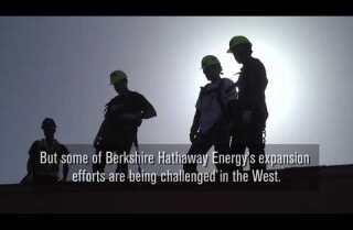 Warren Buffett's investments spark energy debate about powering communities