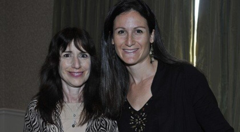 Nancy Cetel Weiss and Danielle Weiss (Photo: Rob McKenzie)