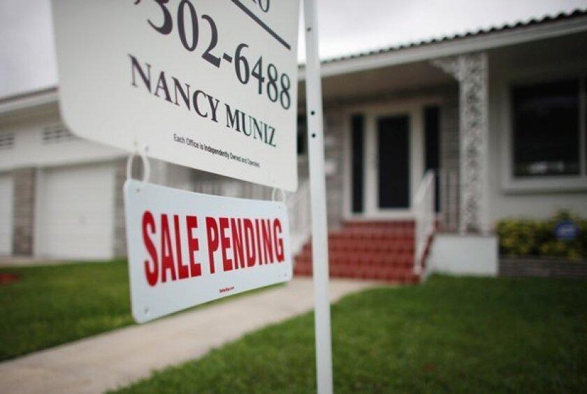 A pending sale in Miami.