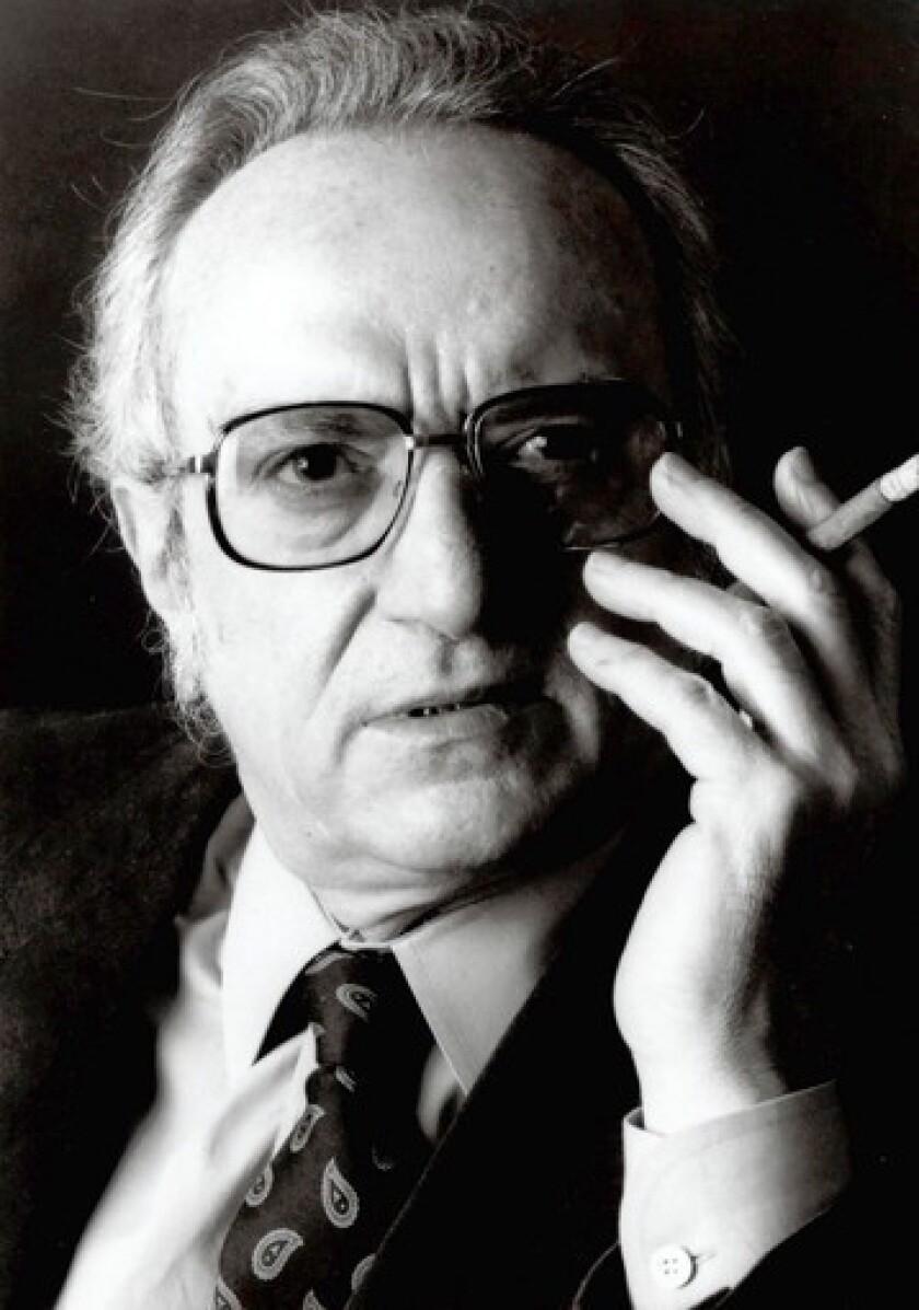 Eugene Genovese dies at 82; leftist historian turned conservative
