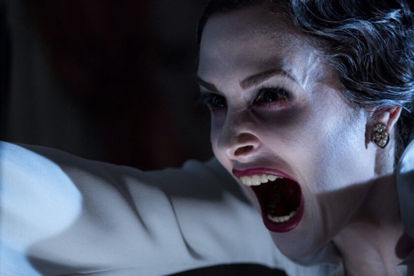"Danielle Bisutti as Michelle in FilmDistrict's ""Insidious: Chapter 2."""