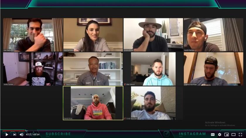 Los Dodgers Celebraran Fiesta Virtual Por Primera Vez En Espanol Con Jugadores Latinos Los Angeles Times