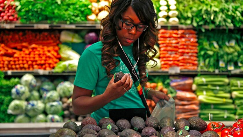 Instacart is expanding its services this week to 1 million customers in Los Angeles, Riverside, San Bernardino and Ventura counties.