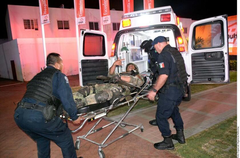 El Comandante de la Tercera Región Militar, Alfonso Duarte Mujica, aseguró que existe evidencia que vincula al Cártel de Sinaloa con el ataque a los militares que dejó cinco soldados muertos y 10 heridos en Culiacán.