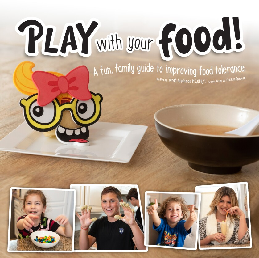 """""""Play With Your Food"""" cover"""