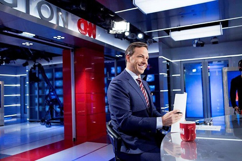 "Jake Tapper will moderate CNN's first GOP debate. ""It's a mystery. Playing a small part in it is a huge honor. A dream."""