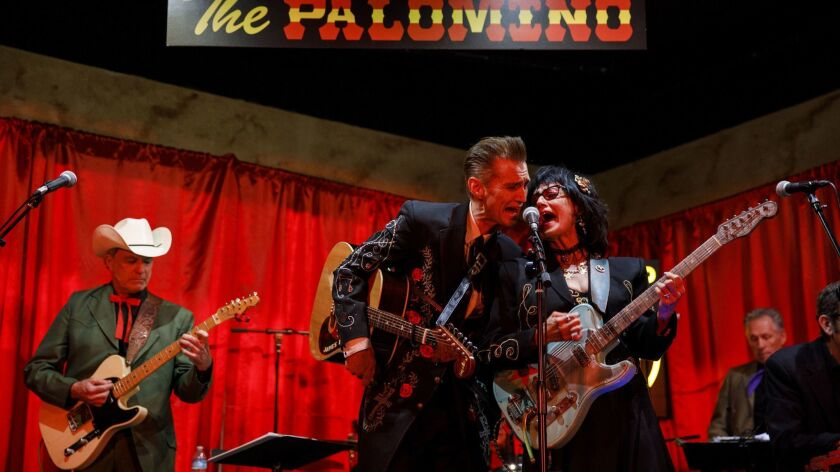 The Palomino Club Country Music Benefit