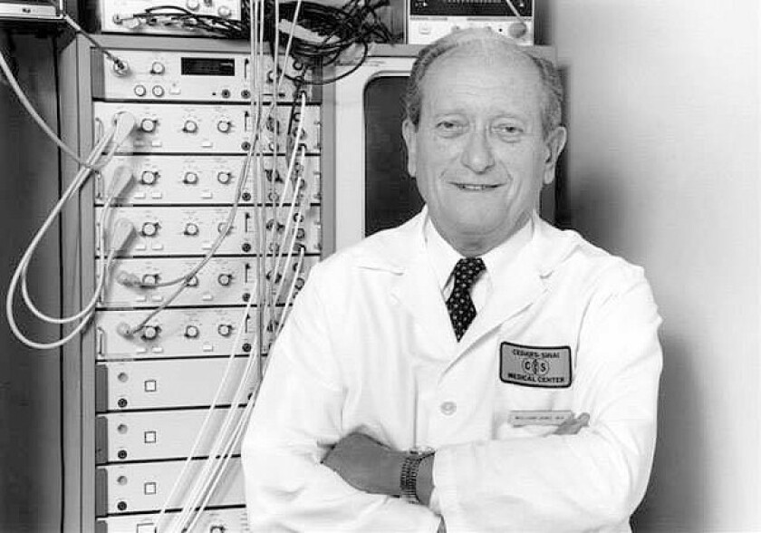 A pioneering cardiologist