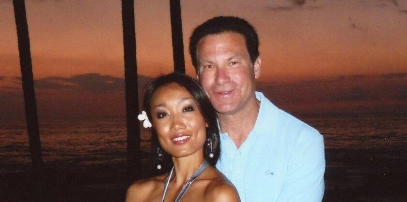 Jonah Shackani and his girlfriend Rebecca Zahau