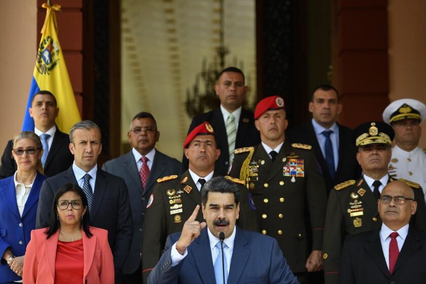 CORONAVIRUS-VENEZUELA FMI
