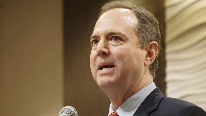 Rep. Adam Schiff, D-Calif.