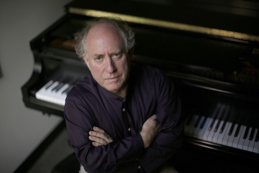 Jeffrey Kahane, director of the Los Angeles Chamber Orchestra