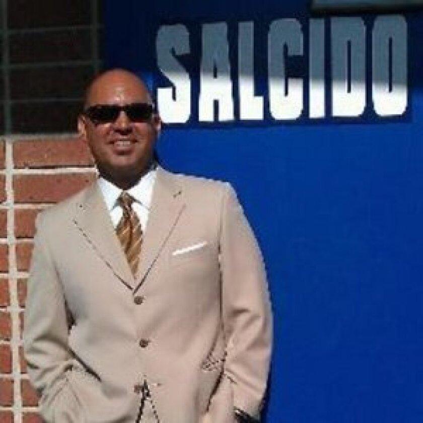 Concejal Gregory Salcido